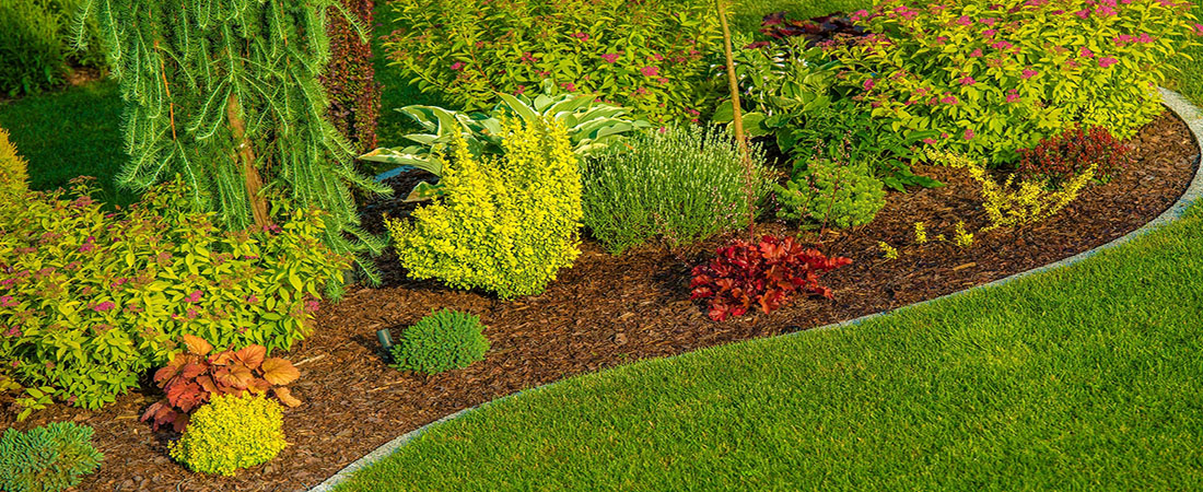RAISED PLANTER BEDS, PRUNING, PLANTING, WEED CONTROL, RETAINING WALLS, WALKWAYS & PATHWAYS